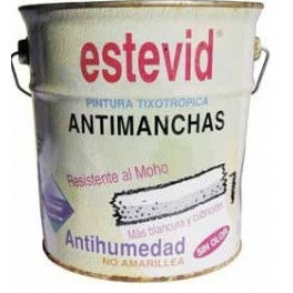 ANTIMANCHAS-ANTIHUMEDAD, 4 L.